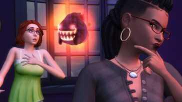 Les Sims 4: Une Nouvelle émotion Fait Paniquer Vos Sims
