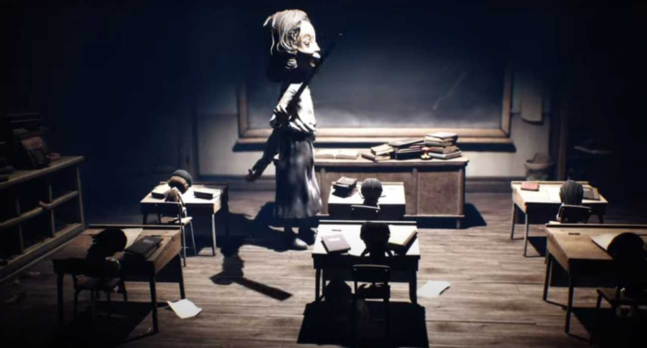 Developers From Little Nightmares Are Working On A New Sci-Fi Horror Game, Which Was Teased With Animated Gifs