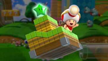 Les étapes Captain Toad de Super Mario 3D World ont reçu une refonte multijoueur sur Switch