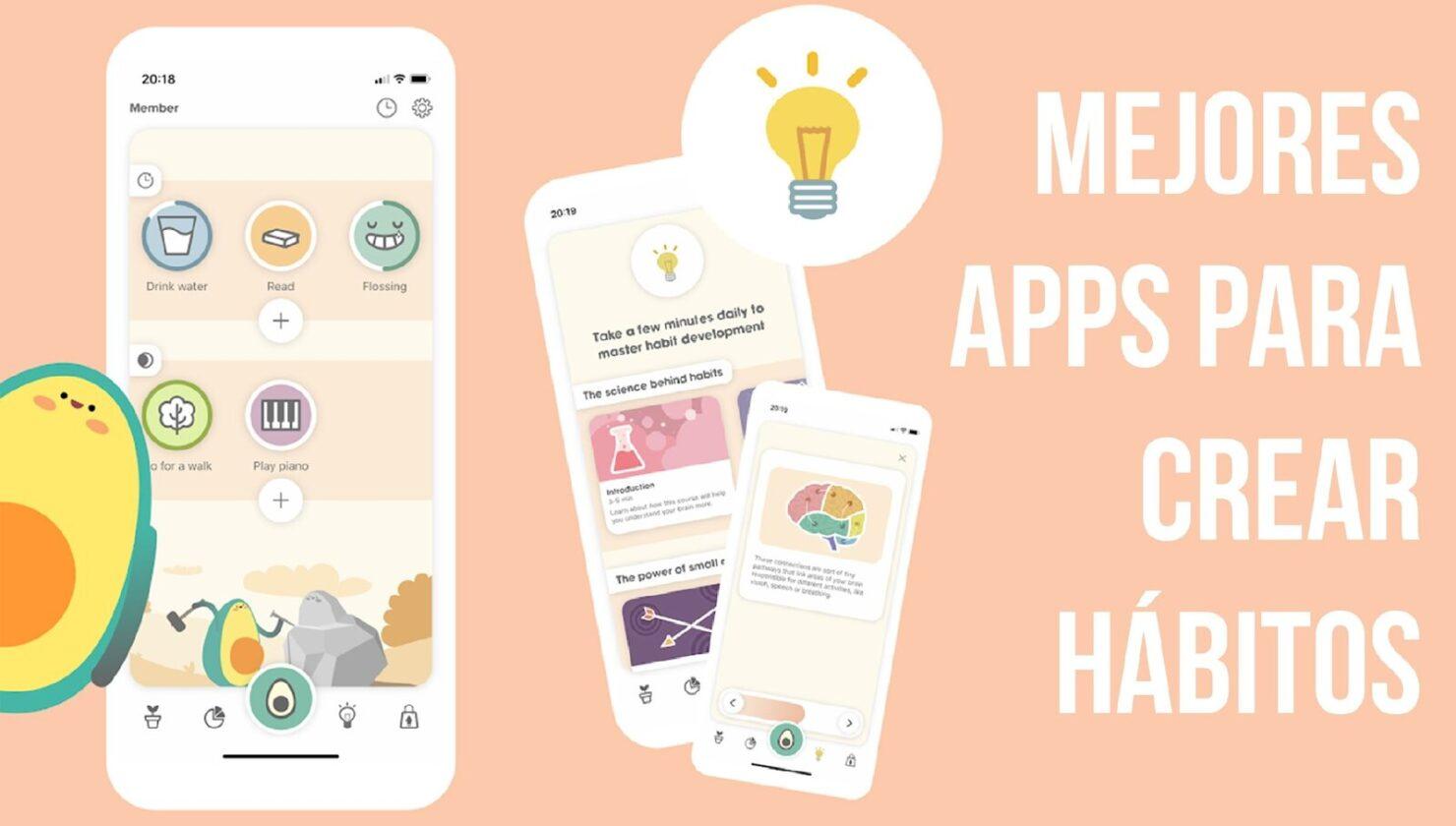 Meilleures applications pour créer des habitudes sur Android