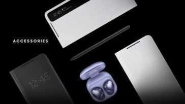 Les Meilleurs Accessoires Samsung Galaxy S21, S21 + Et S21