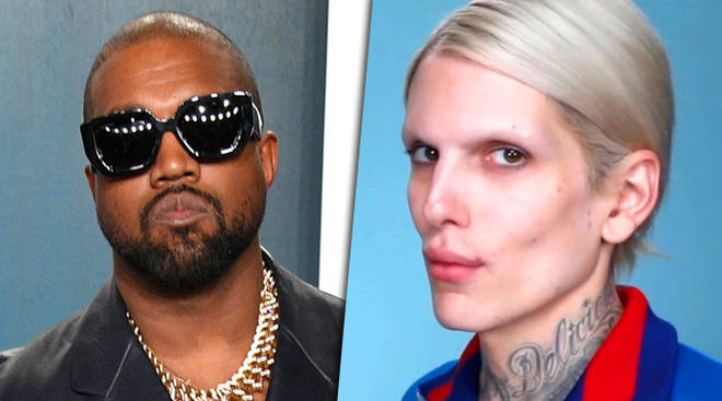Mèmes 2021: Kanye West et Jeffree Star