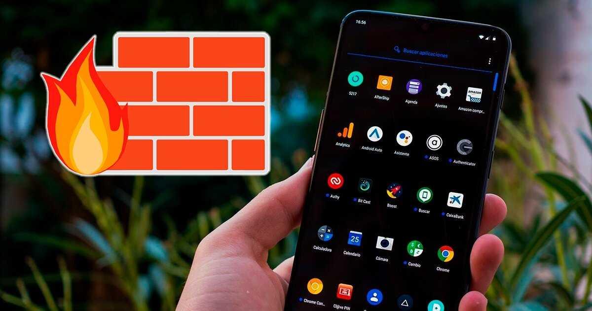 Meilleurs pare-feu pour Android