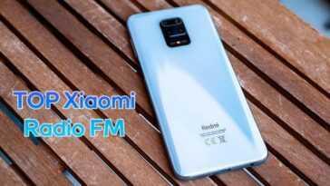 Téléphones Xiaomi avec radio FM