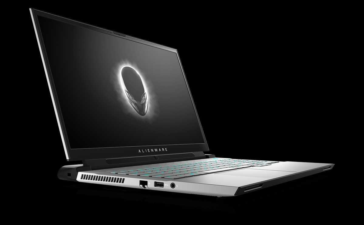 Les Ordinateurs Portables Alienware M15 Et M17 Passent Au Niveau