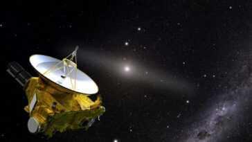 Les Scientifiques Utilisent New Horizon Pour Trouver Le Nombre De