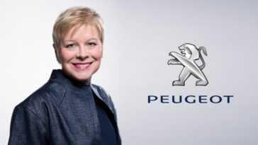 Linda Jackson. Peugeot A Un Nouveau Pdg