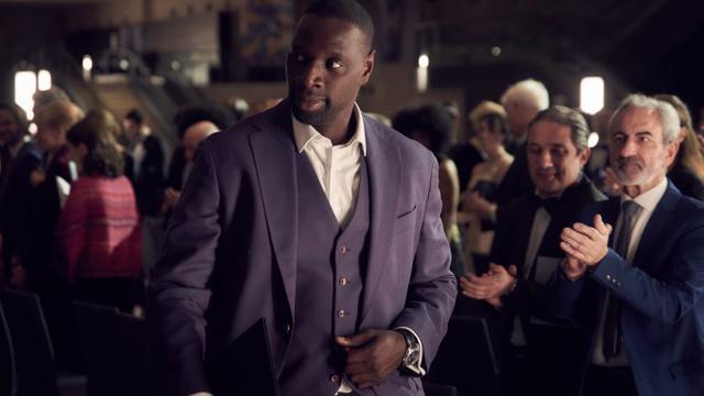 "Omar Sy joue Assane Diop dans ""Lupin"" (Photo: Netflix)"