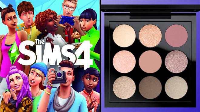MAC et les Sims font face à un contrecoup sur une nouvelle palette de fards à paupières