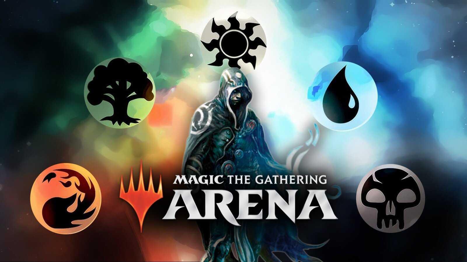 Vous pouvez maintenant jouer à Magic: The Gathering Arena sur votre mobile Android