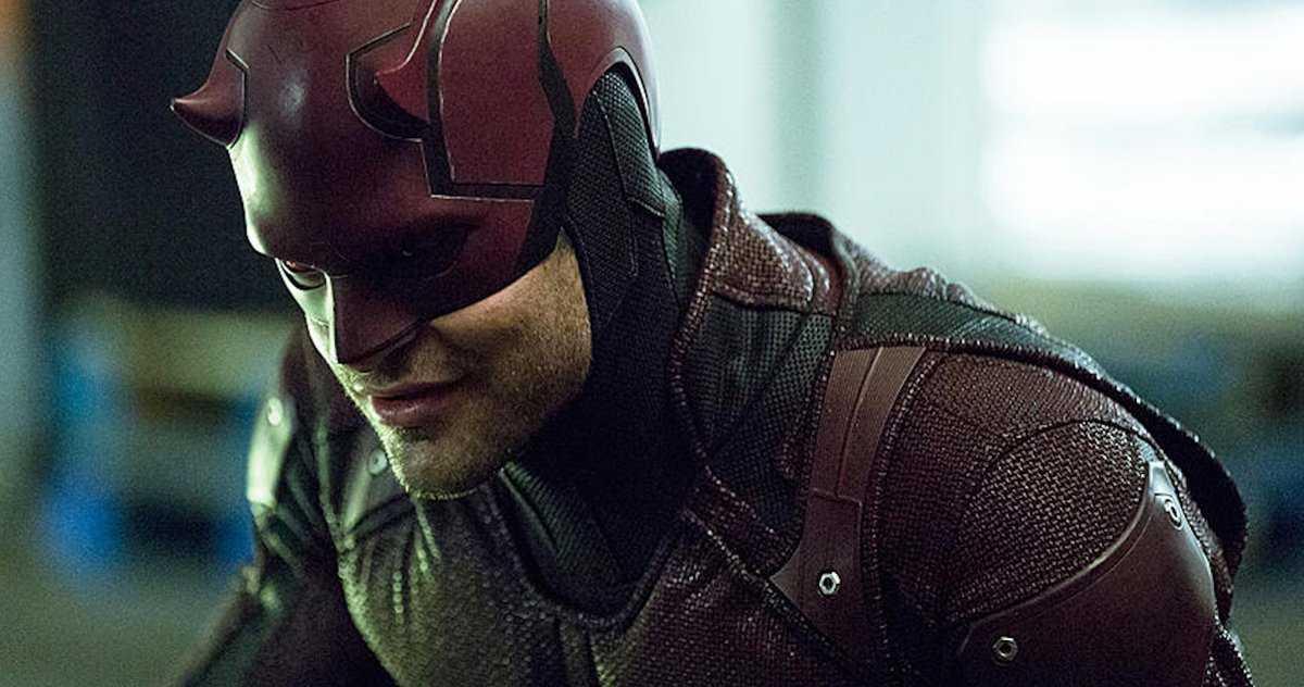 Marvel Boss Considère Le Retour De Charlie Cox Comme Daredevil