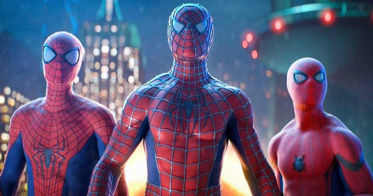 Marvel Boss Laisse Entendre Que Certaines Rumeurs De Spider Man 3