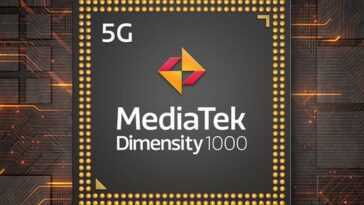 Mediatek Lance Les Chipsets 6nm Dimensity 1200, Dimensity 1100 5g:
