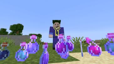 Meilleures Potions Et Recettes Minecraft
