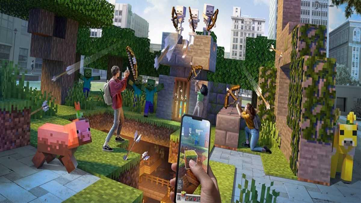 Minecraft Earth Ne Sera Pas Disponible Après Juin 2021