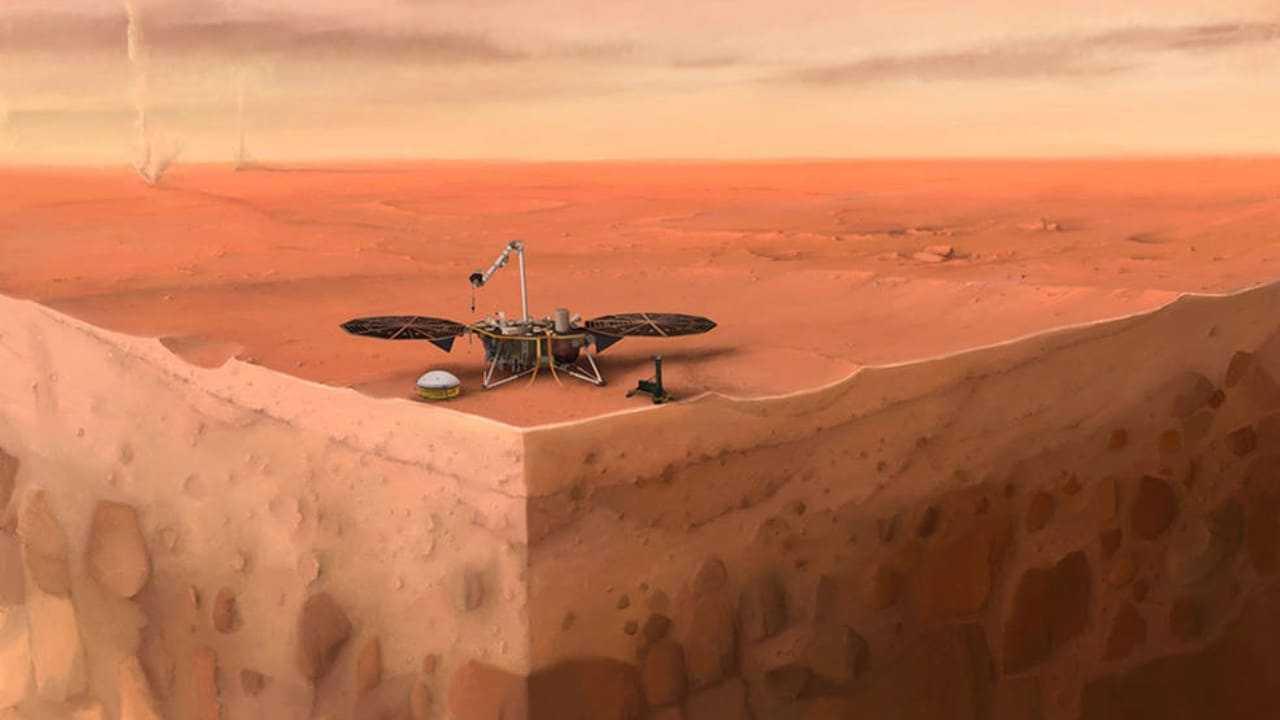 Taupe sur l'atterrisseur InSight Mars de la NASA est mort après des années de tentatives infructueuses de forage en surface