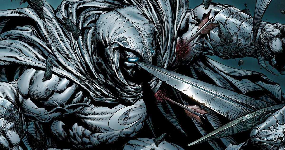 Moon Knight De Marvel Fait Appel à Des Réalisateurs Synchroniques,