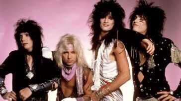 Mötley Crüe Invite Ses Fans Aux Célébrations De Ses 40