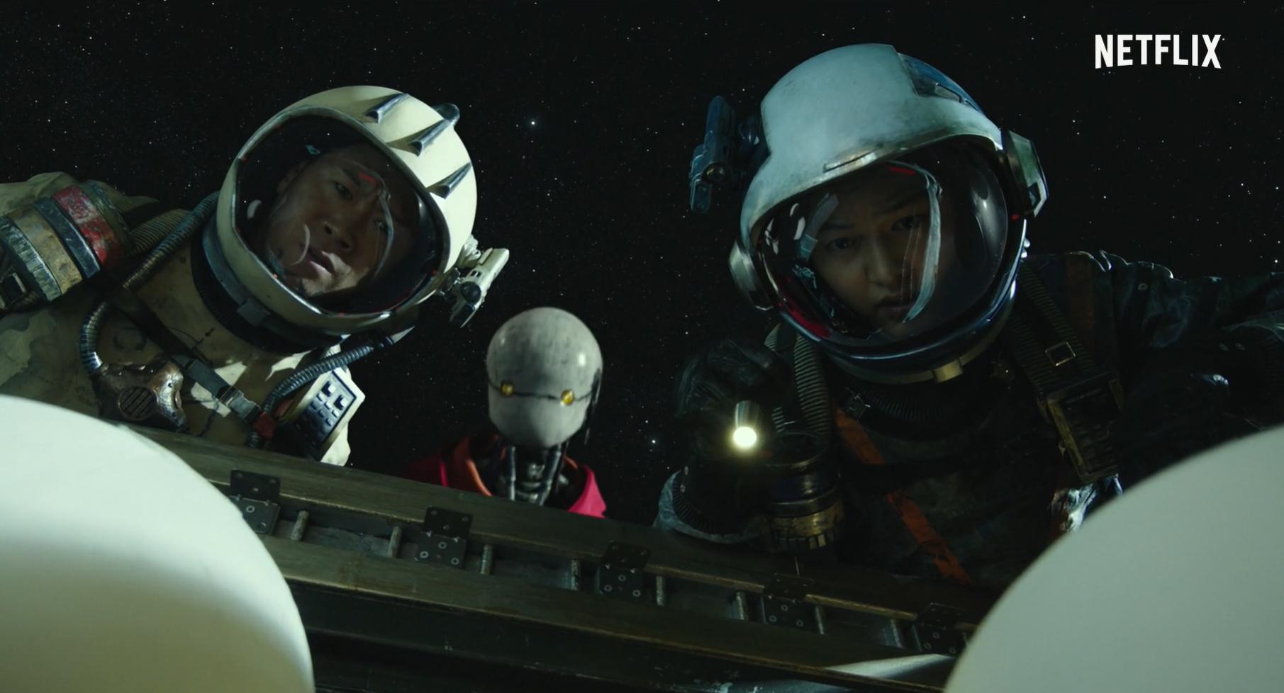 Le film de science-fiction sud-coréen