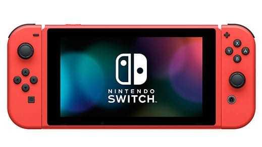 Nintendo Switch: Nouvelle Version De La Console Au Design Mario