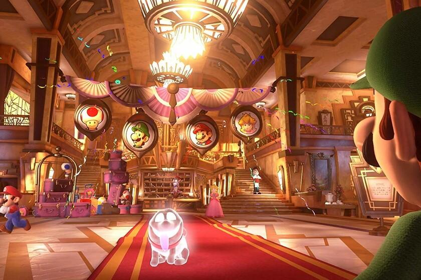 Nintendo achète Next Level Games: le studio `` Luigi's Mansion '' aidera à développer le reste des franchises
