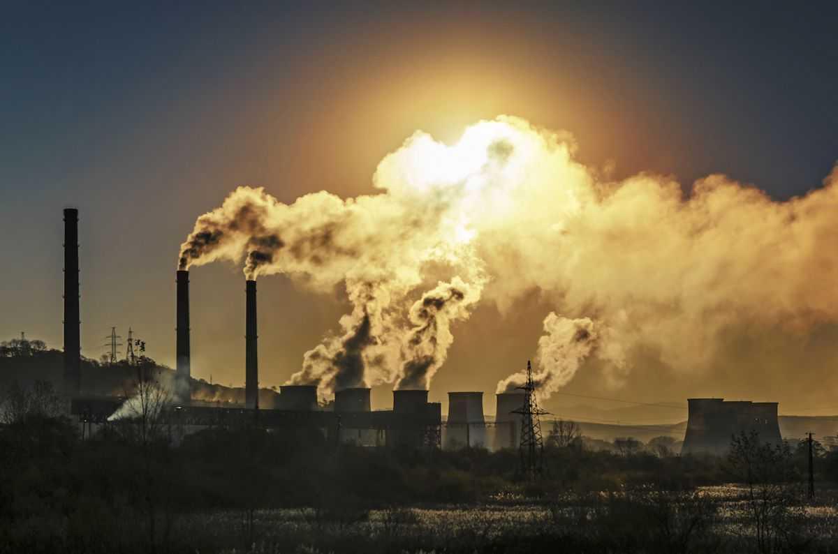 Nous Avons Déjà Dépassé Les Objectifs De Réchauffement Fixés Par