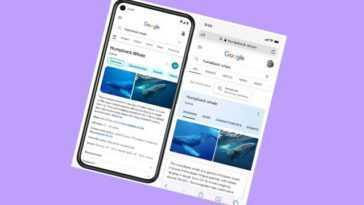 Nouveau Design De Google Sur Les Smartphones