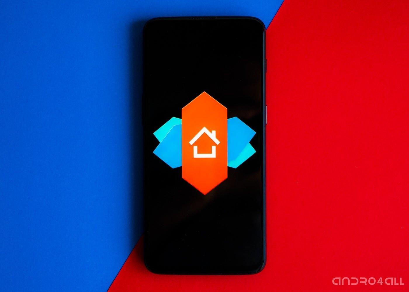 Nova Launcher pour Android