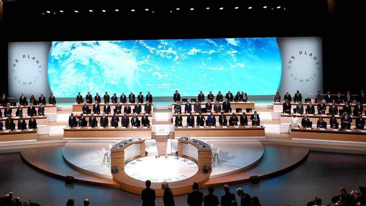 One Planet Summit: les nations espèrent relancer les efforts environnementaux bloqués par la pandémie