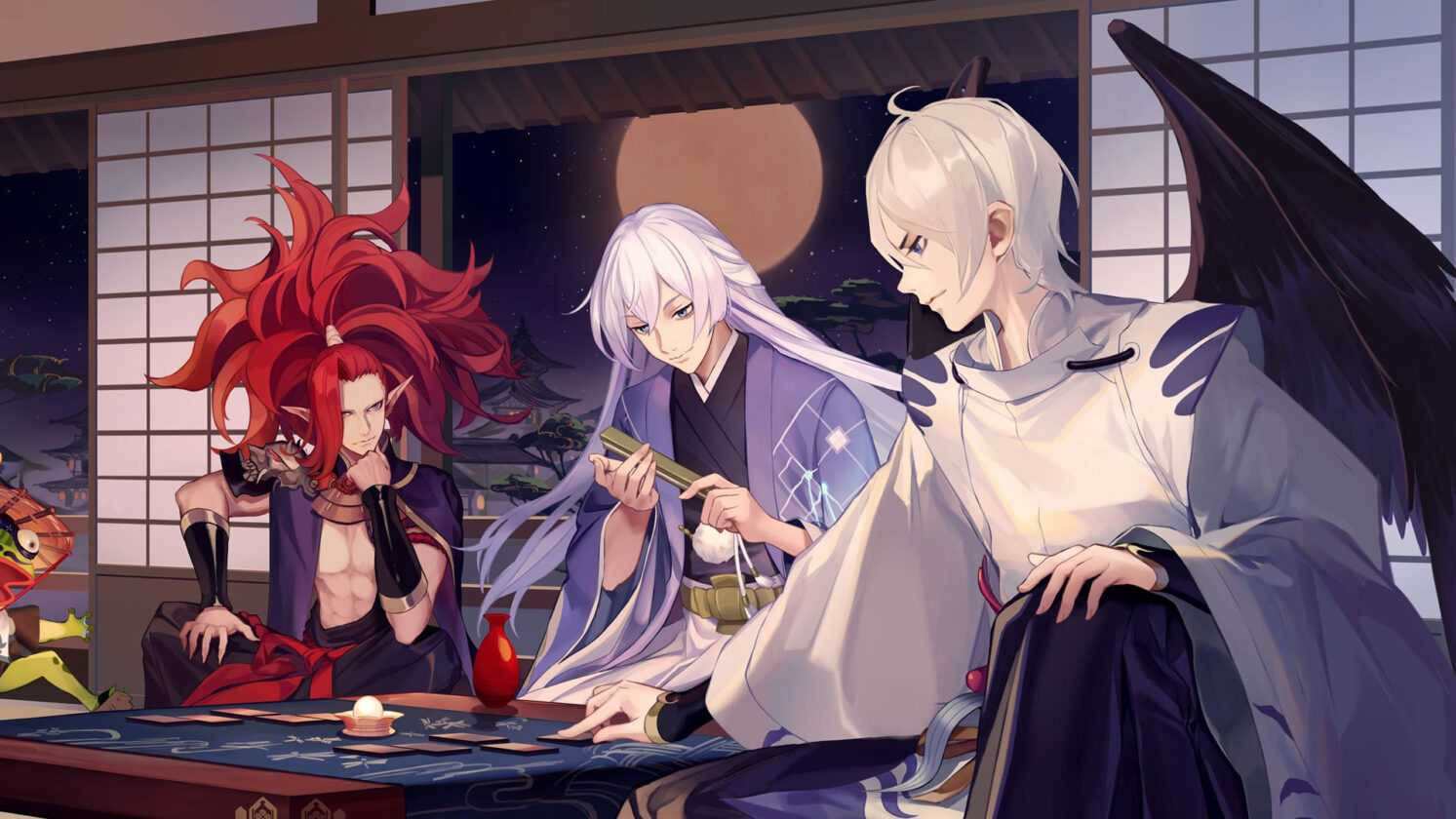 Onmyoji IS A CCG With A Yokai-Theme Coming To iOS And Android January 10th