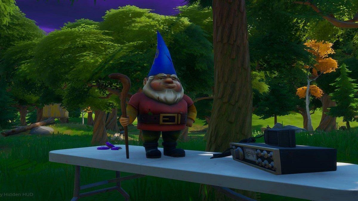 Où Enterrer Les Gnomes Dans Pleasant Park Ou Retail Row