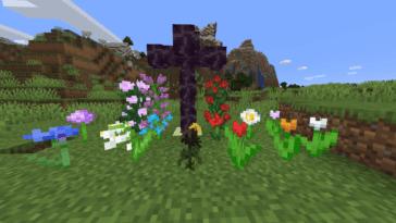 Où Trouver Toutes Les Fleurs Dans Minecraft