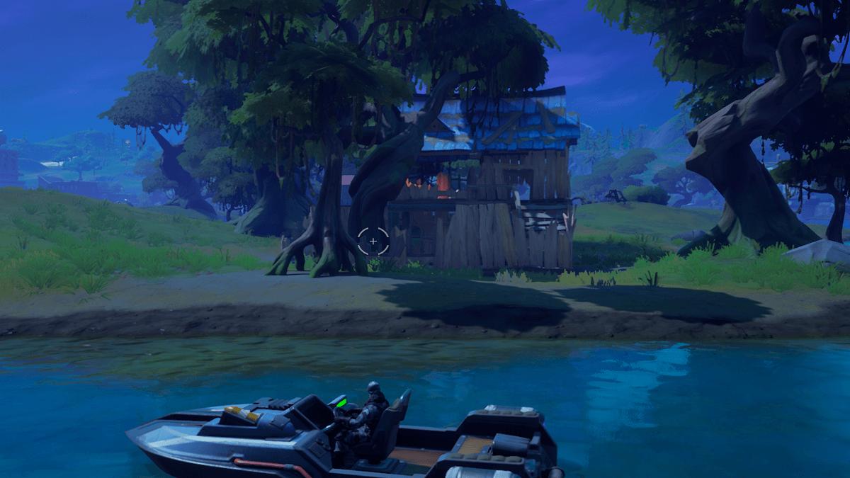 Où Visiter Des Maisons à Slurpy Swamp En Un Match