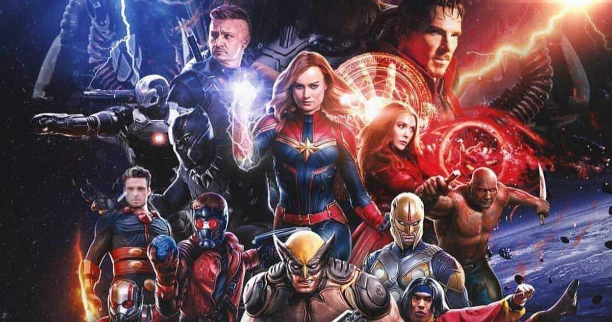 Plus De Films Avengers Arrivent Finalement, Mais Pas Dans Marvel