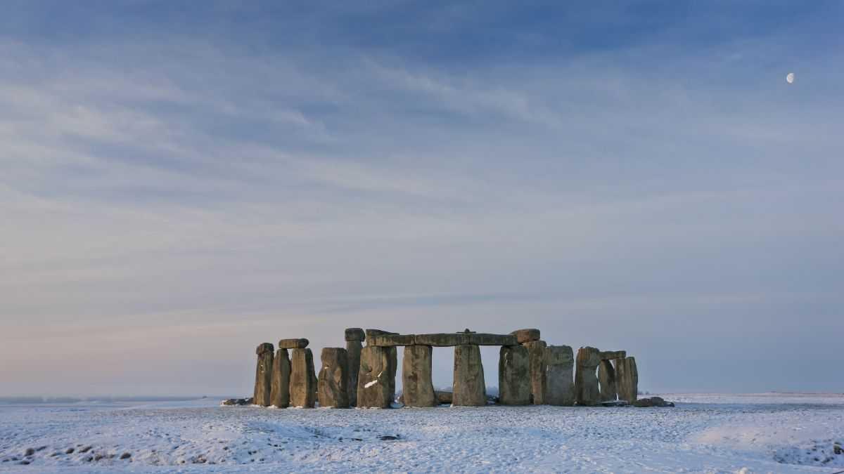 Pourquoi Stonehenge A T Il été Construit?