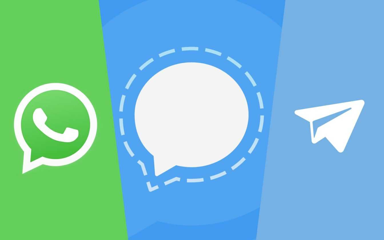 Pourquoi Utiliser L'application De Messagerie Signal Au Lieu De Whatsapp