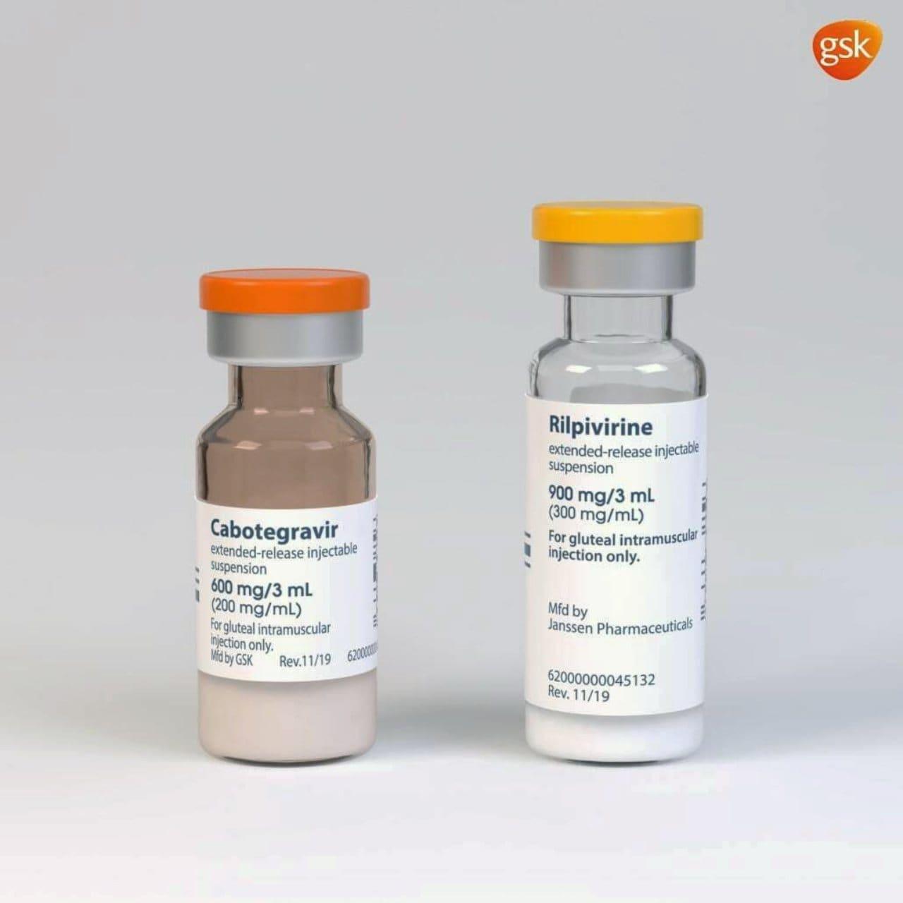 Premier traitement anti-VIH à action prolongée Cabenuva approuvé par la FDA en injection mensuelle