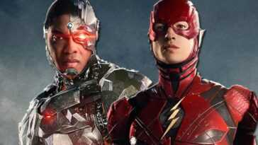 Ray Fisher Confirme La Sortie De Cyborg Dans Le Flash