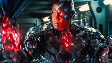 Ray Fisher Reviendrait En Tant Que Cyborg Dans Justice League