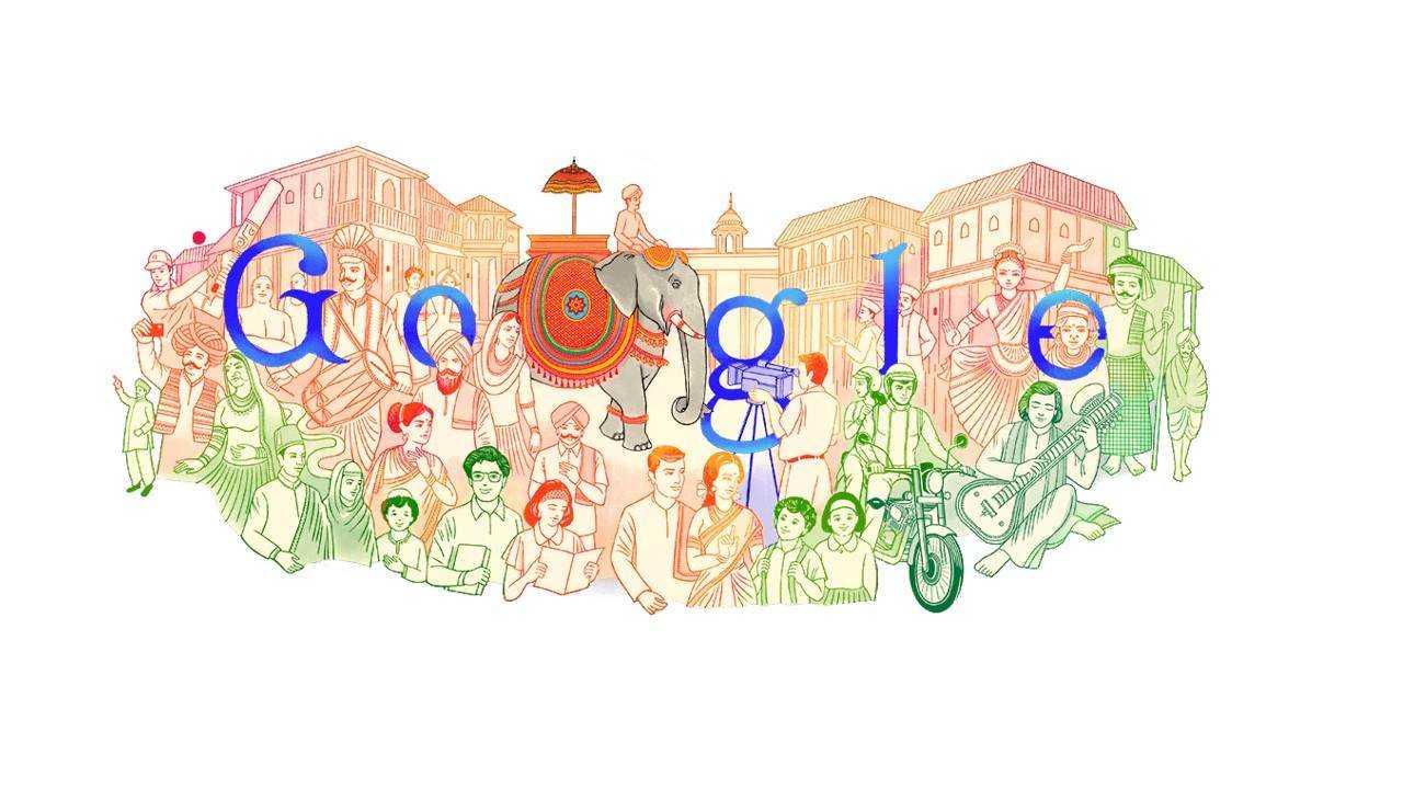 Republic Day 2021: Google doodle célèbre le 72e Republic Day avec un doodle Unity qui met en valeur la diversité