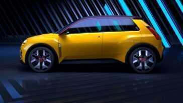 Retournez Aux Origines. La Nouvelle Renault 5 Sera Produite Dans