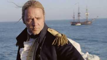 Russell Crowe Frappe Le Critique Du Maître Et Du Commandant
