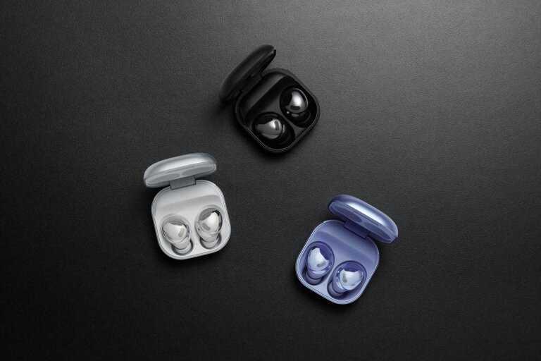 Samsung Galaxy Buds Pro Officiel: Ce Sont Les Nouveaux écouteurs