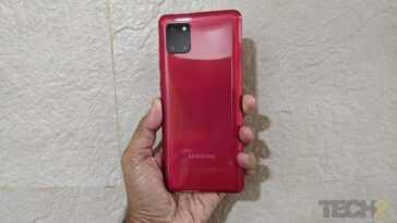 Samsung Galaxy Note 10 Lite Commence à Recevoir La Mise