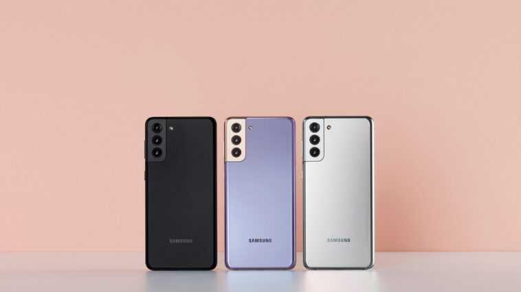 Les Variantes Exynos De La Série Samsung Galaxy S21 En
