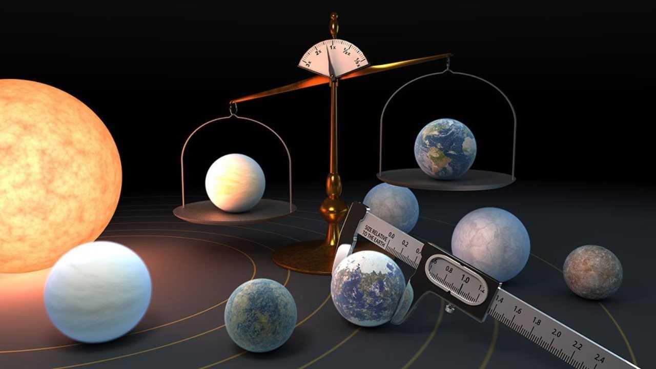 Sept Planètes Rocheuses De Trappist 1 Pourraient être Similaires, Mais Ce