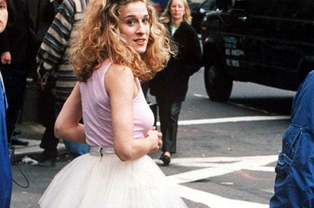 "Sarah Jessica Parker a joué Carrie Bradshaw dans ""Sex and the City"" (Photo: HBO)"