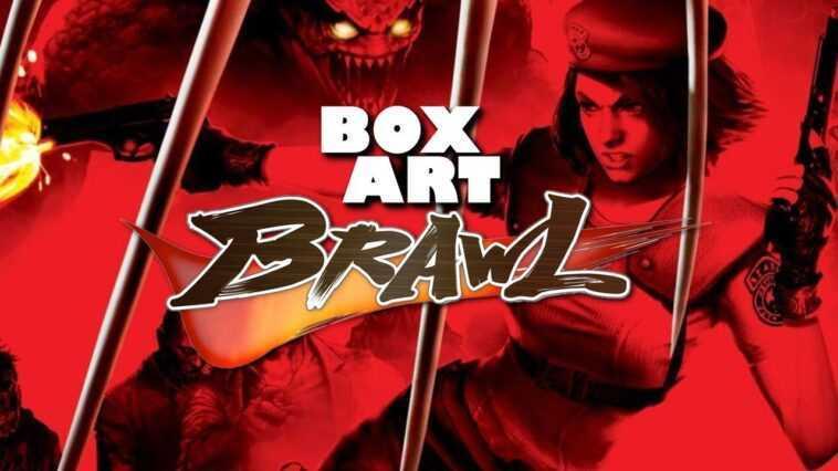 Sondage: Box Art Brawl # 75 - Resident Evil: Deadly Silence