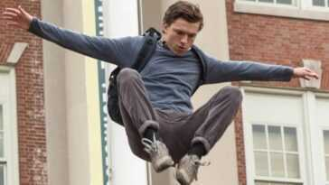 Spider Man Casting News A Tellement Excité Tom Holland Qu'il A