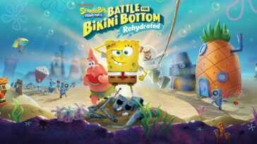 SpongeBob SquarePants: Battle for Bikini Bottom – Rehydrated Coming To Mobile On January 21